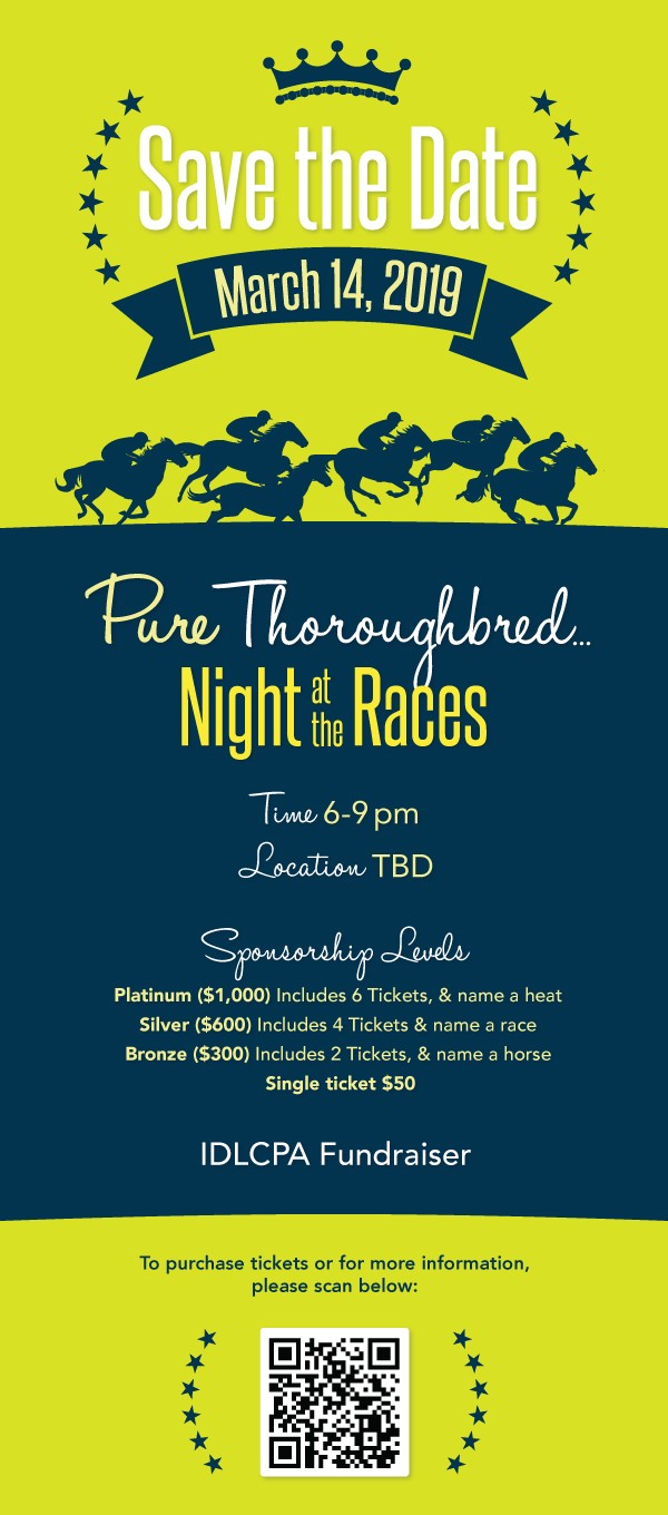 Pure Thoroughbred Save the Date 2019 03 14